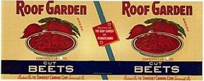 Roof Beets Label