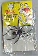 VINTAGE FLOATING SPIDER BUG TOY TRICK