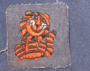 Tiger Cat Patch NOS 1960s