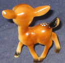 VINTAGE BABY DEER TOY STATUE DOLL