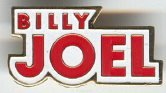 Billy Joel Piano Man Concert Pin