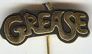 Grease Movie Car Stick Pin