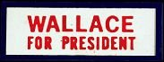 George Wallace Tags