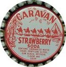 Caravan Strawberry Soda Bottle Caps