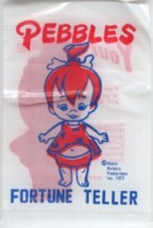 Pebbles Flintstone Fortune Toy