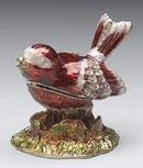 Bird Jewelry Box