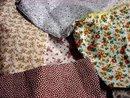 Dress Print Flour Sacks