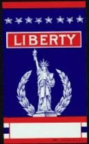 VINTAGE STATUE OF LIBERTY BROOM Label / WW2