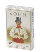 John Cigarros Cigar Box - Black Negro