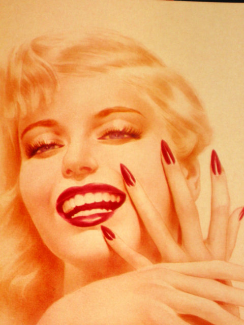 Varga Art Prints - Monroe