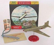 VINTAGE SUD-AVION S.E. 210 CARAVELLE AIRPLANE