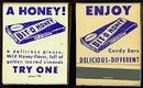 VINTAGE 1949 BIT-O-HONEY MATCHBOOK CANDY