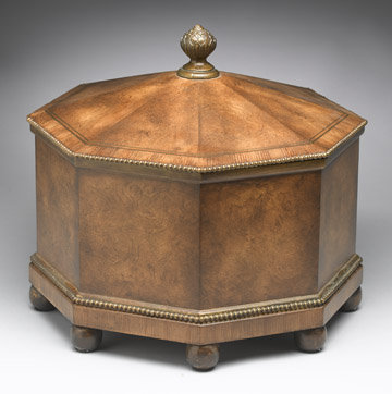 Octagon Jewelry box
