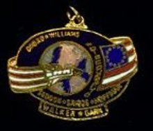 Space Shuttle Pin
