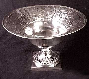 SILVERPLATED BOWL / NEW