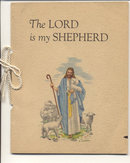 VINTAGE LORD IS MY SHEPHERD BOOKLET 1941