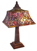 FLORAL CROWN LAMP / NEW