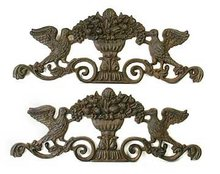 CAST IRON FENCE PANELS