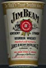 Jim Beam Whiskey Cups