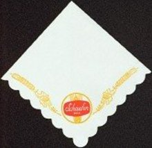 Schaefer Beer Napkins