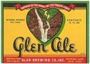 Glen Ale IRTP Beer Labels