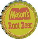 Mason's Root Beer Soda Bottle Cap