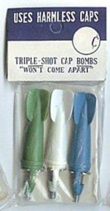 Cap Bomb Toys