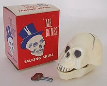 Mr. Bones Skeleton Wind-Up Toy