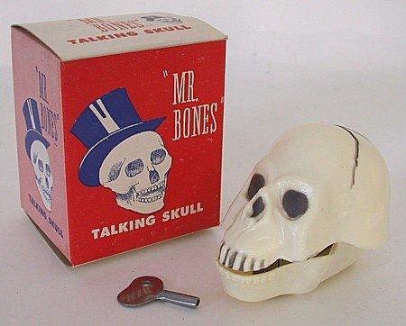 Mr. Bones Skeleton Wind-Up Toy