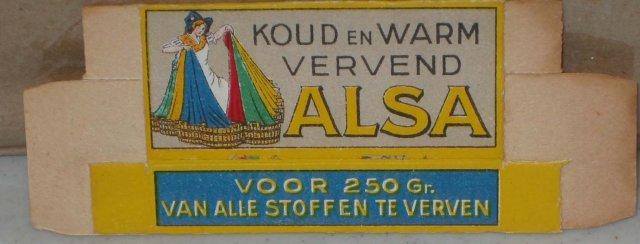 Alsa Fabric Dye Box