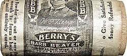 Berry's Barbed Wire Farm Medicine Box