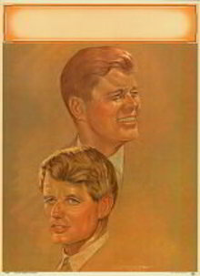 JFK RFK Print