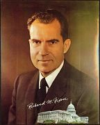Richard Nixon Photograph 1968
