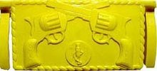 Mr. Peanut Belt Buckle Toy