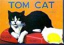 Tom Cat Citrus Crate Labels
