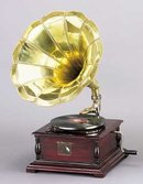 Gramophone Music Box