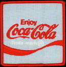 Coca-Cola Soda Uniform patch