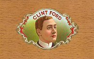 Clint Ford Inner Cigar label