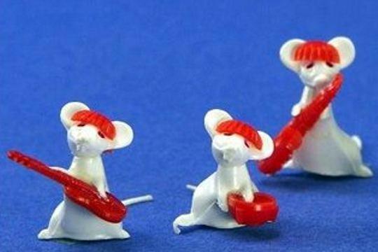 Mouse Choir Toys