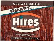HIRES ROOT BEER SODA LABELS