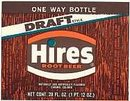 HIRES ROOT BEER SODA LABELS