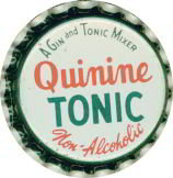 Quinine Tonic Water Soda Bottle Caps