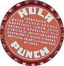 Hula Fruit Punch Soda Bottle Caps 1960s