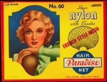 Paradise Nylon Hair Net - Pinup Girl