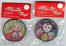 Cowboy Indian Patience Toy Puzzles