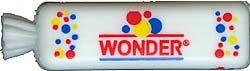 WONDER BREAD CLIPS / 6 VINTAGE ADVERTISING CHIP