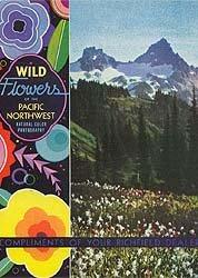 Richfield Oil Flower Booklet