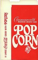 Coca-Cola Theatre Popcorn Box