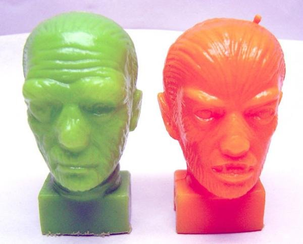 Mummy Werewolf Sharpeners