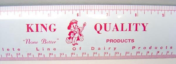 King Quality Ruler